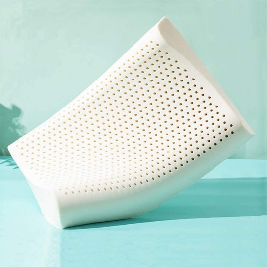 Talalay Latex Contour Pillow